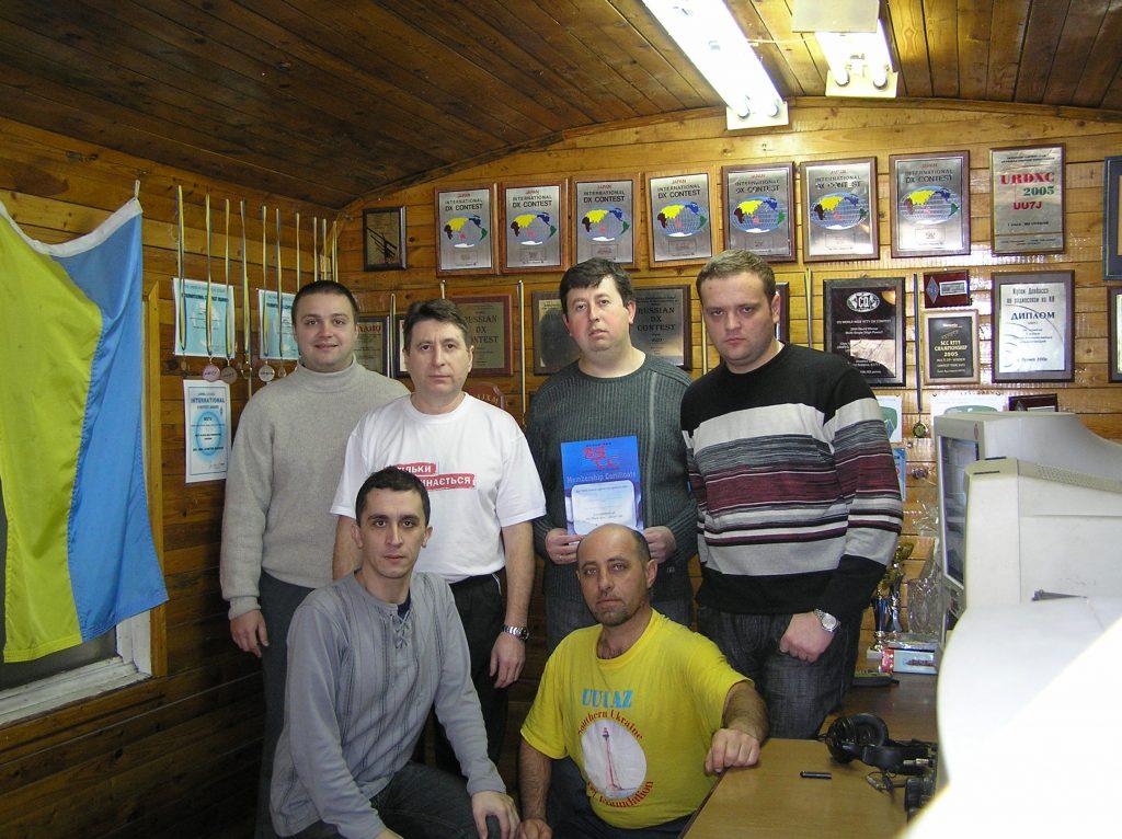 UU7J 2007 WPX RTTY Team: UT9NA, UR5NX, UT4ZX, UU0JM, UU1AZ (ex UT8NA), UR7EU
