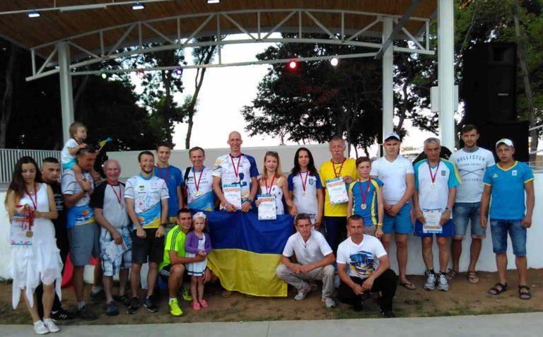 Збірна України Кубок Світу 2017 року